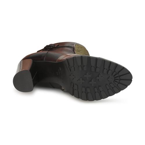 Etro FEDRA Schwarz Schuhe / Kaki / Silbern  Schuhe Schwarz Niedrig Stiefel Damen 416,50 b29dd7
