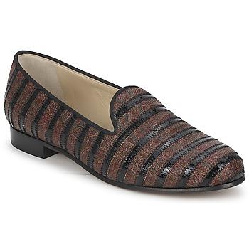 Schuhe Damen Slipper Etro FLORINDA Braun / Schwarz