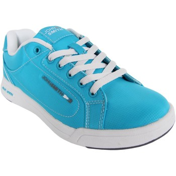 Schuhe Damen Sneaker Low John Smith CINCA W 14I Azul