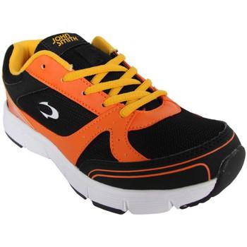 Schuhe Jungen Sneaker Low John Smith RONAN Negro