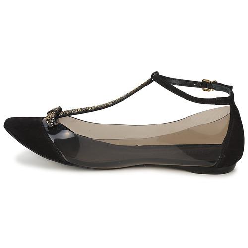 Schutz OLIMOP Schwarz 55,60  Schuhe Ballerinas Damen 55,60 Schwarz e1669d