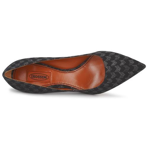 Missoni WM080 Schwarz Schuhe Pumps Damen 200,80