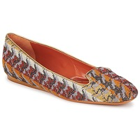 Schuhe Damen Slipper Missoni WM004 Multicolor
