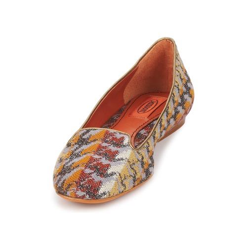 Missoni WM004 Slipper Multifarben  Schuhe Slipper WM004 Damen 369,60 f75afe
