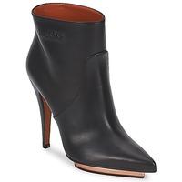 Schuhe Damen Low Boots Missoni WM035 Schwarz