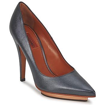 Schuhe Damen Pumps Missoni WM034 Grau