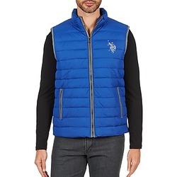 Kleidung Herren Daunenjacken U.S Polo Assn. USPA 1890 Blau