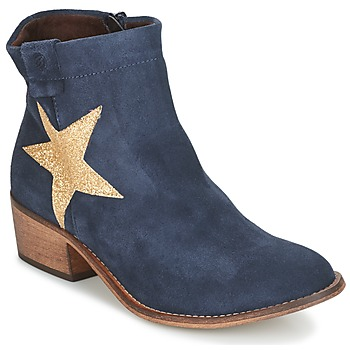 Schuhe Damen Low Boots Betty London MAKANA Marine