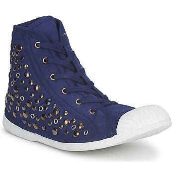 Schuhe Damen Sneaker High Wati B BEVERLY Marine