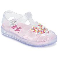 Schuhe Mädchen Sandalen / Sandaletten Agatha Ruiz de la Prada BASILA Weiss