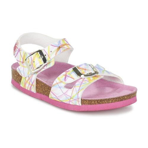 Schuhe Mädchen Sandalen / Sandaletten Agatha Ruiz de la Prada CHELINA Multifarben
