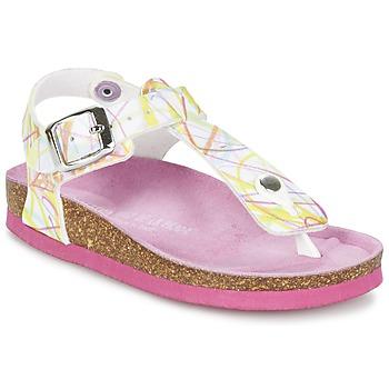 Schuhe Mädchen Sandalen / Sandaletten Agatha Ruiz de la Prada MARGANA Multicolor