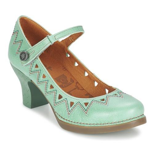 Schuhe Damen Pumps Art HARLEM 943 Türkis