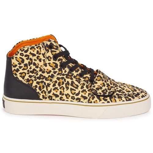 Creative Recreation W Damen CESARIO XVI M Leopard  Schuhe Sneaker High Damen W 71,19 bd6875
