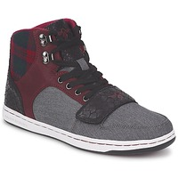 Schuhe Herren Sneaker High Creative Recreation W CESARIO Grau / Braun