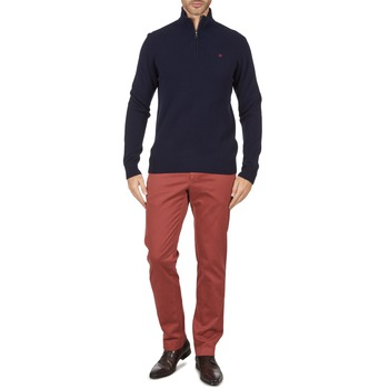 Kleidung Herren Chinohosen Hackett STRETCH TWILL CHINO Rose