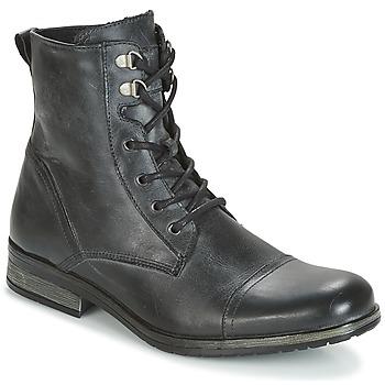 Schuhe Herren Boots Casual Attitude RIBELLE Schwarz