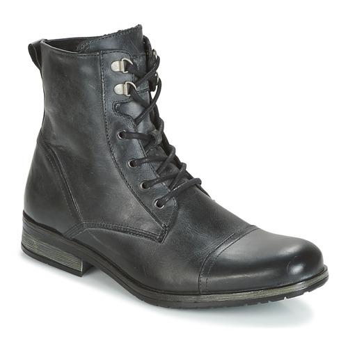 Casual Attitude RIBELLE Schwarz  Schuhe Boots Herren 84,99