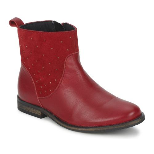 Stiefelletten / Boots Citrouille et Compagnie BELFINE Rot 350x350