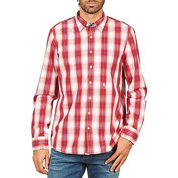 Kleidung Herren Langärmelige Hemden Gaastra ECHO SOUNDING Rot