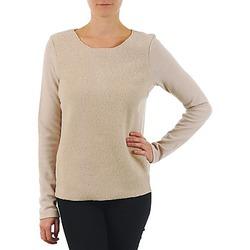 Kleidung Damen Pullover Majestic 240 Beige