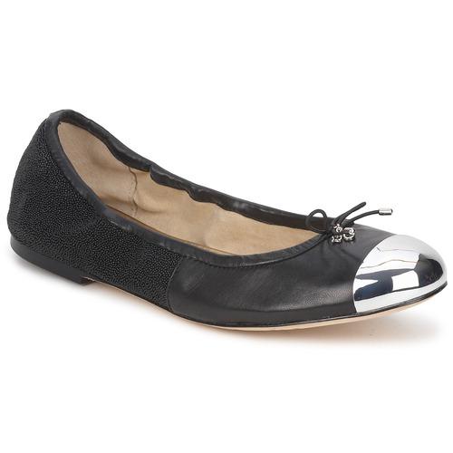 Sam Edelman FARLEIGH Schwarz  Schuhe Ballerinas Damen 119,20