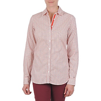 Kleidung Damen Hemden Tommy Hilfiger CARYN Orange