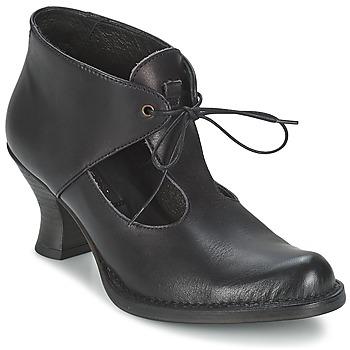 Schuhe Damen Low Boots Neosens ROCOCO COLA Schwarz