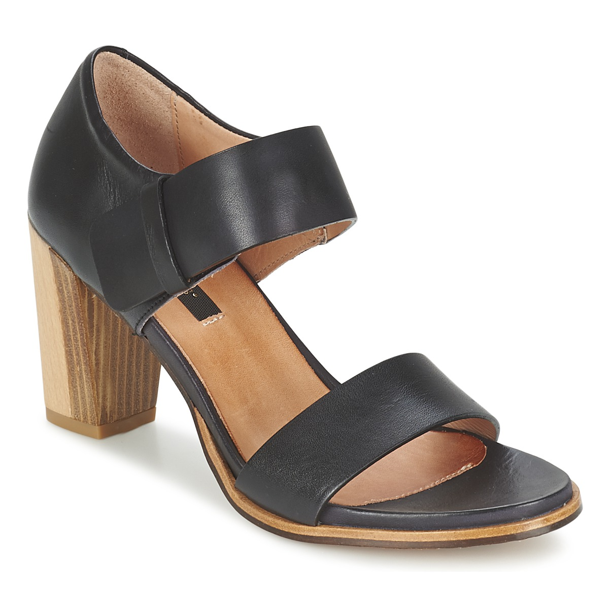 Neosens GLORIA 198 Schwarz - Kostenloser Versand bei Spartoode ! - Schuhe Sandalen / Sandaletten Damen 93,00 €