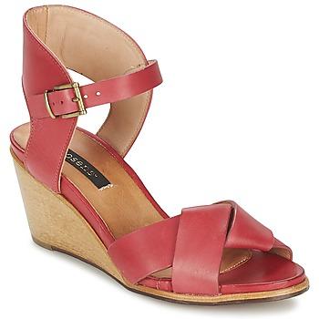 Schuhe Damen Sandalen / Sandaletten Neosens NOAH Rot