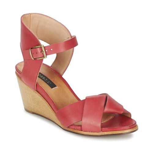 Neosens NOAH Rot  Schuhe Sandalen / Sandaletten Damen 85