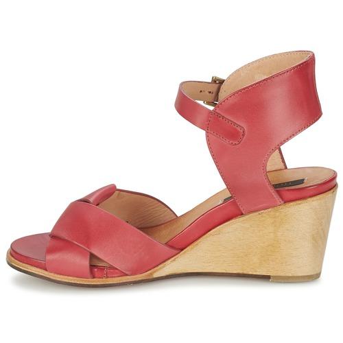 Neosens NOAH / Rot  Schuhe Sandalen / NOAH Sandaletten Damen 119 03a4da