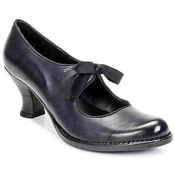 Schuhe Damen Pumps Neosens ROCOCO COLA Schwarz