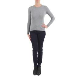 Kleidung Damen Slim Fit Jeans 7 for all Mankind GUMMY Schwarz