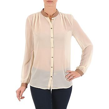 Kleidung Damen Hemden La City O CHEM LV Naturfarben