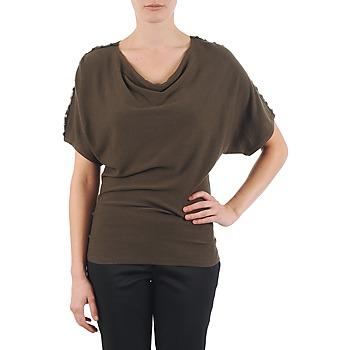 Kleidung Damen Pullover La City PULL BENIS C Kaki