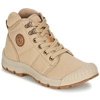 Schuhe Damen Sneaker High Aigle TENERE LIGHT Beige