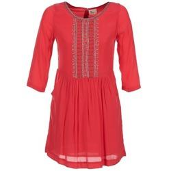 Kleidung Damen Kurze Kleider Stella Forest ARO060 Korallenrot