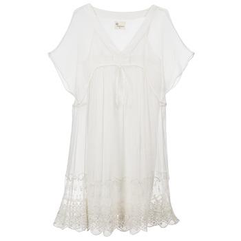 Kleidung Damen Kurze Kleider Stella Forest ARO035 Naturfarben