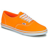 Schuhe Damen Sneaker Low Vans AUTHENTIC LO PRO Orange