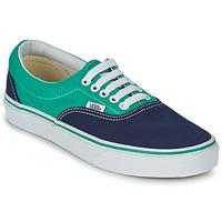 Schuhe Sneaker Low Vans ERA Blau / Grün