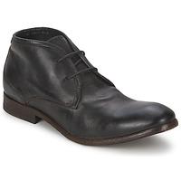Schuhe Herren Boots Hudson CRUISE Schwarz