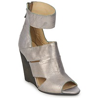 Schuhe Damen Sandalen / Sandaletten Dkode THETIS Grau