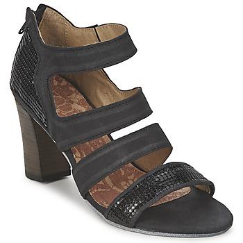 Schuhe Damen Sandalen / Sandaletten Dkode CHARLIZE Schwarz