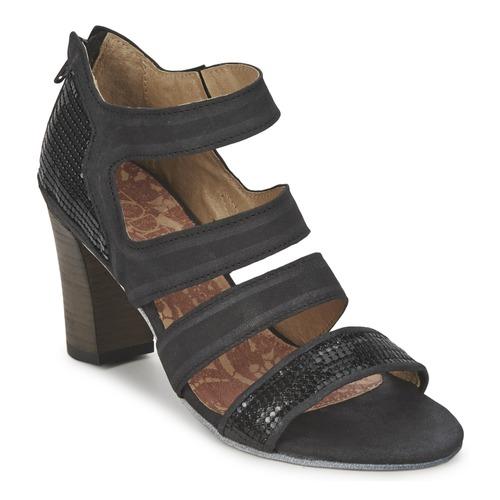 Dkode CHARLIZE Schwarz Schuhe Sandalen / Sandaletten Damen 77,40