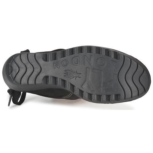 Fly London YAMA Schwarz  Schuhe Low Boots Damen 115