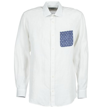 Langärmelige Hemden Serge Blanco CHACA