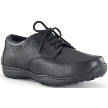 Schuhe Herren Richelieu Calzamedi orthopädischen Breite 20 BLACK