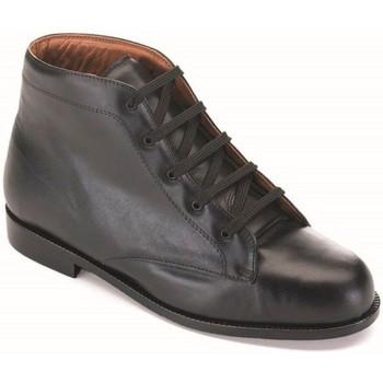 Schuhe Sneaker High Calzamedi Unisex Erwachsene und Kinder BLACK