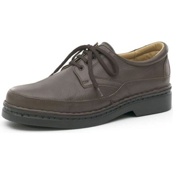 Schuhe Herren Derby-Schuhe Calzamedi Casual Schuheinlagen BRAUN